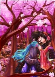 Aren't Momohime and Kisuke an extremely cute couple? Yes they are!!!!