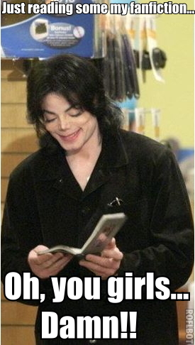 Yh, it's a pretty good site for MJ fanfiction, plus theres a mobile app for it to, which I like, I amor lectura stories about MJ and escritura them!! :)