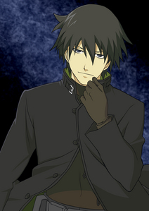 Hei from Darker than Black... he is simply gorgeous!