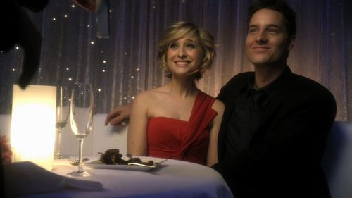 """Oliver and Chloe at the """"Ace of Clubs"""" (from """"Masquerade"""")"""