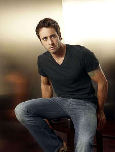 Alex O'Loughlin, the hottest Aussie