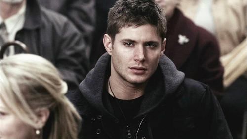 Jensen Ackles in Supernatural.