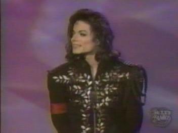 I like this one, which Michael wore to the Jackson Family Honors Awards ceremony, back in 1994.