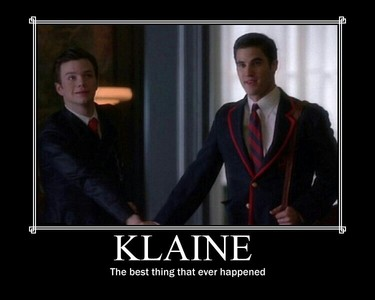 I can't choose between Kurt and Blaine so both! They are perfect in there own little ways <3 !