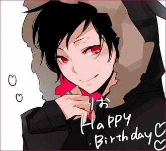 祝你生日快乐! My birthday is June 16~~