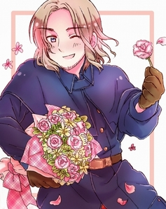 France.. xD When I first started watching Hetalia, I didn't really like him, but now I amor him :3