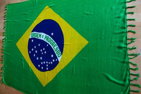 Brasil :D On my bedroom floor :P