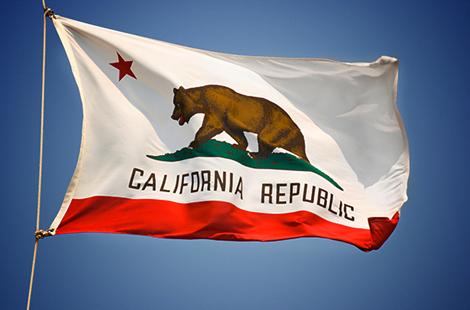California (USA). Like a bauss.