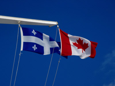 I`m in Quebec, Canada! :D