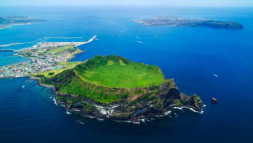 to Jeju Island