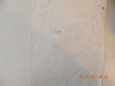 Naruto. Crap quality I know.. I need to get a good scanner.