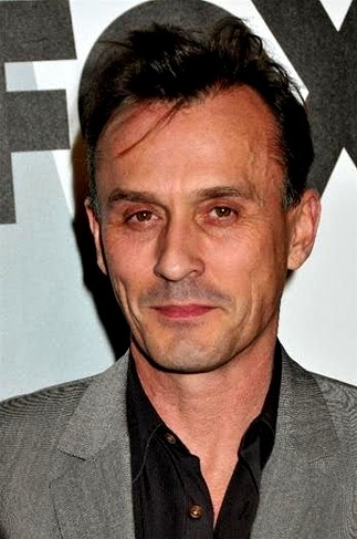 Robert Knepper and his nice eyebrows