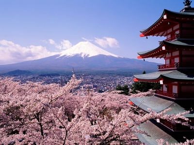 Japan, of course~~ Especially Kyoto
