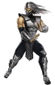 Smoke from Mortal Kombat. :D <3
