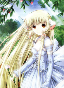 Chii from Chobits.