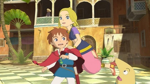 Your all pretty screwed but I have Oliver from Ni No Kuni :D