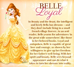 Princess: Belle Movie: Toy Story 3