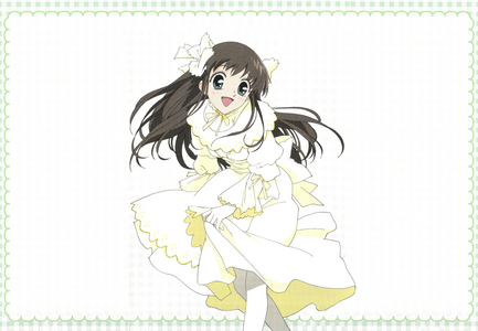 I am going to post Tohru from Fruits Basket! ^^
