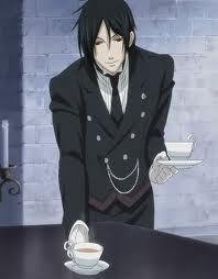 Sebastian Michaelis ! From Black Butler ( Kuroshitsuji)