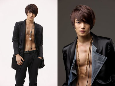 Hero Jaejoong from DBSK.