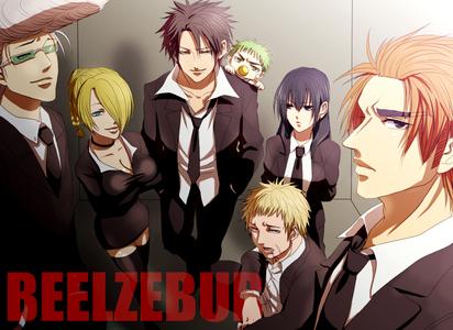 Beelzebub ! Meoow ~