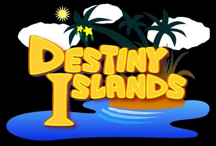 DESTINY ISLANDS HAS TO BE MY FAVOURITE PLACE