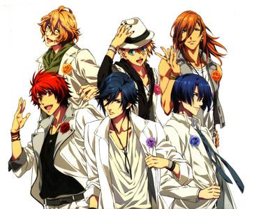 There's already a few Kuroko's and a lot of Hetalia's so... So here's everyone's preferito band~ xD