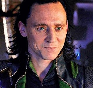 mr sexy Loki Laufeyson