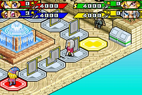 As of right now my paborito Yu-Gi-Oh Game is Destiny Board Traveler loved how the characters were playable in the game-even though I'm not too good at it but I still kind of wish there were madami games where the anime characters were playable like that one!