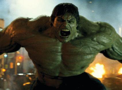 i turn in to the hulk