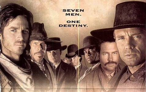 Mine are: 1.) The Magnificent Seven (only two seasons, would really like to know if Chris succeeded in capturing Ella Gaines of not; LOVED that show! *pic*) 2.) Without A Trace (was cancelled after the last episode, so the fans were hung up) 3.) Adventure Inc. (another toon with Michael Biehn, lasted only one season due to the death of Jesse Nilsson)