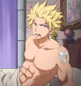 Sting Eucliffe-sama!! From Fairy Tail <3 !