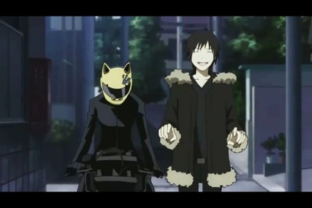 Izaya Orihara from Durarara since he's the new hottest after Natsu Dragneel.
