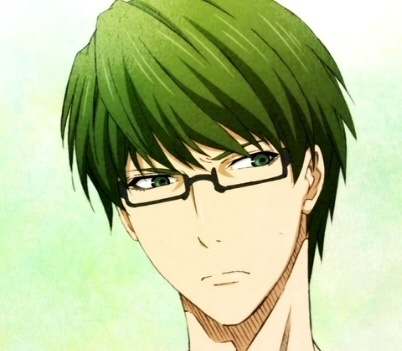 Hottest? Eeeeehhhhhhh?! Today's special of hot guys..... Shin-chan~~~