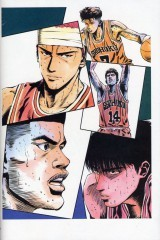 """Is it weird for me, a girl, to like Slam Dunk? but in any other way, I think nothing's wrong :) animê wasn't just """"something"""" it is a reason why we keep on looking to our bright future with smiles for it gives us lessons to reflect to. 1.) Slam dunk 2.) Fairytail 3.) D. Grayman 4.) Detective Conan 5.) Fullmetal Alchemist"""