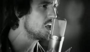 Tom in one of his videoclips