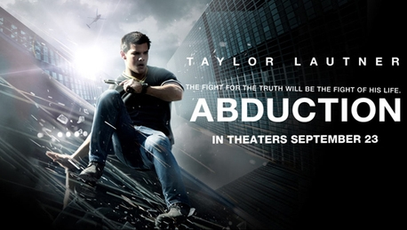 Taylor on Abduction Poster