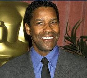 Denzel Washington,he is an amazing actor.