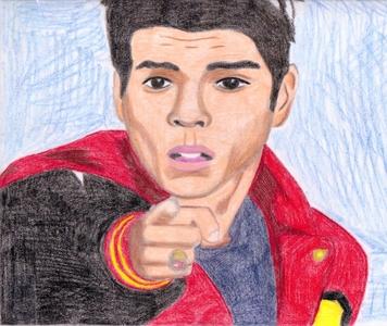 Drawing of My Matthew. :)