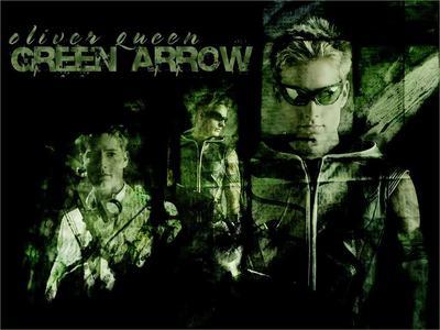 A kertas dinding for the Green Arrow (not made sejak me) <333