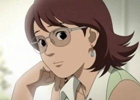 Chouno Harumi from Paranoia Agent. Disorder: Dissociative Identity Disorder