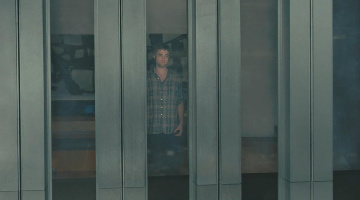 my baby standing in front of a window in Remember Me....I need some tissues,because this scene makes me cry:(