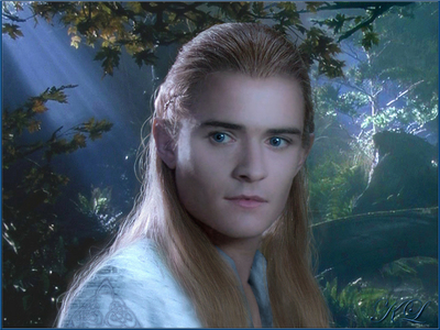 Orlando Bloom As Legolas Greenleaf Do you have fan...