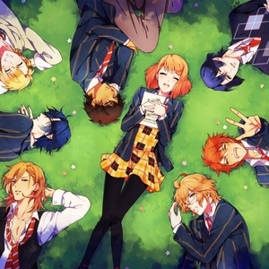 I'm on episode number 2 of Uta No Prince-Sama. So far so good :)