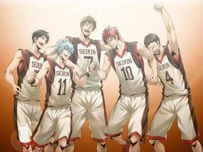 I have a lot. ~ One of them would be Seirin! <33