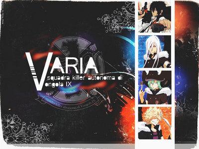 Sure someone gepostet Katekyo Hitman Reborn but I pick specifically the Varia XP