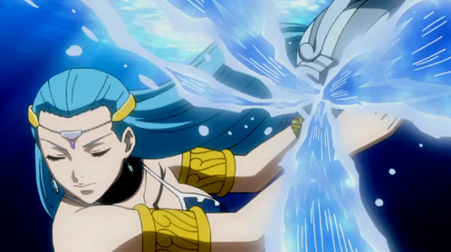 Post A Anime Character Who Has Elemental Powers Anime