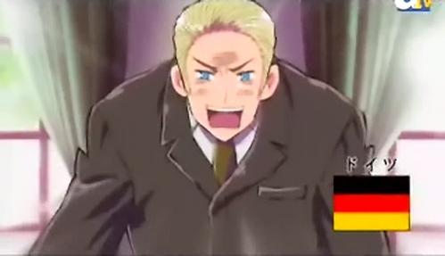 Enraged Doitsu...