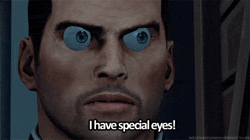 special eyes?