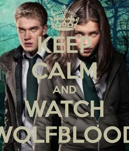 [b][i]Wolfblood always <33 .. its such an awesome series :)[/b][/i]